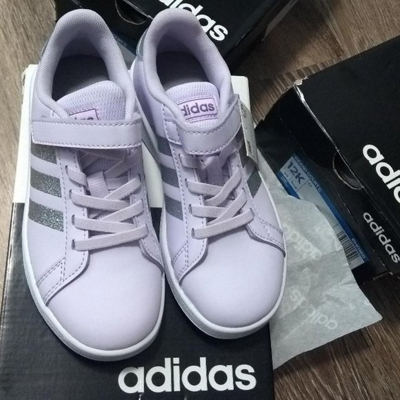 adidas Shoes | Kids Size 12k New With